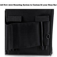Viking Phat Sissy bar bag 3,045 Cubic inches 5