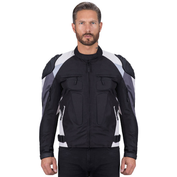 VikingCycle Asger Motorcycle Jacket for Men