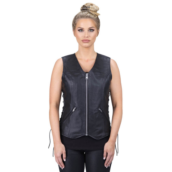 VikingCycle Haughty Motorcycle Vest