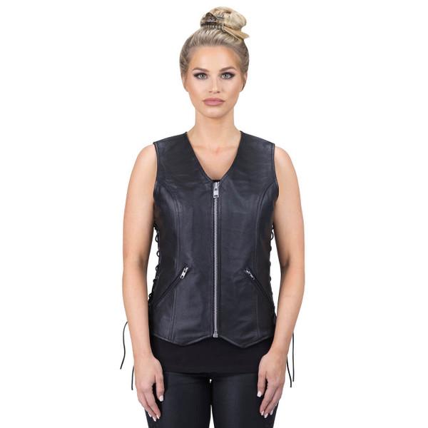 VikingCycle Haughty Motorcycle Vest