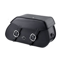 Yamaha Raider Pinnacle Leather Saddlebags 1