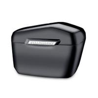 Yamaha Stratoliner/ Roadliner Lamellar Large Black Hard Saddlebags