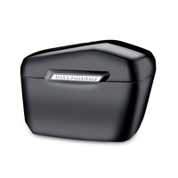 Yamaha V Star 1300 Classic Lamellar Large Black Hard Saddlebags