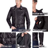 VikingCycle Angel Fire Motorcycle Jacket for Men 4