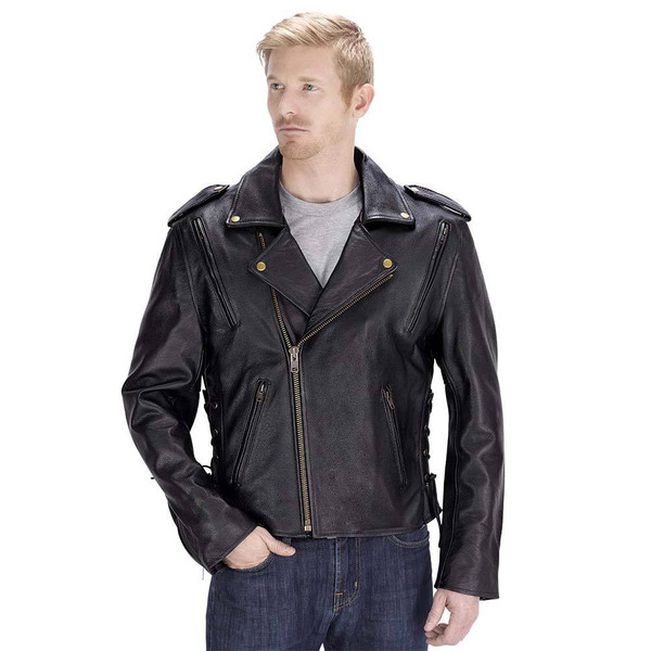 VikingCycle Dark Age Motorcycle Jacket for Men 1