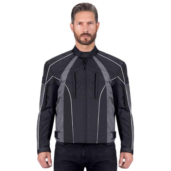 VikingCycle Thor Motorcycle Jacket for Men