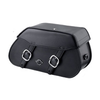 Victory V92C Pinnacle Leather Saddlebags 1