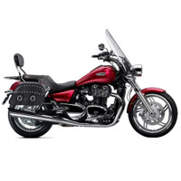 Triumph Thunderbird SE Universal Medium Studded Slanted Saddlebags