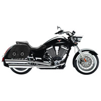 Victroy Boardwalk Charger Slanted Saddlebags