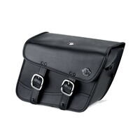 Triumph Speedmaster Thor Series Small Leather Saddlebags 1