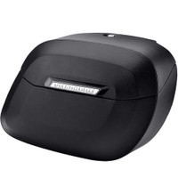 Triumph Thunderbird Lamellar Shock Cutout Covered Hard Saddlebags