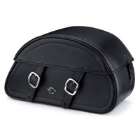 Victory Hammer Rondo Leather Saddlebags