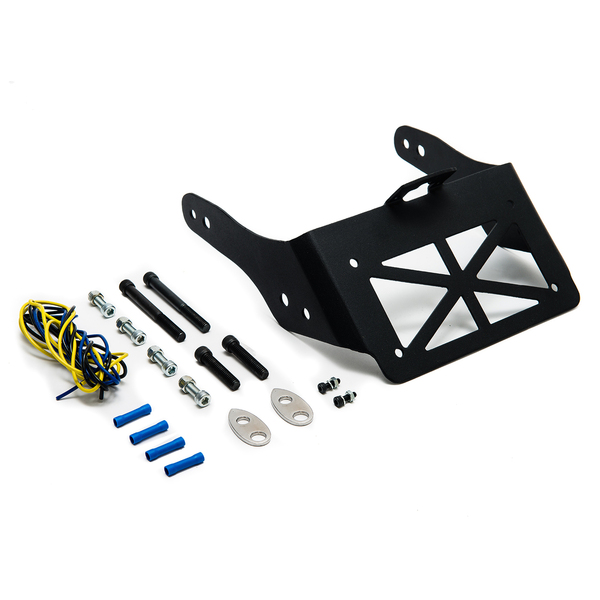 Dyna Licence Plate and Turn Signal Relocation Kit