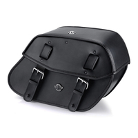 Triumph Thunderbird 1700 Big Bore Viking Odin Medium Motorcycle Saddlebags
