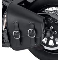 Harley Softail Deluxe FLSTN Softail Swing Arm Bags 2