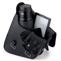 Harley Softail Deluxe FLSTN Softail Swing Arm Bags 4