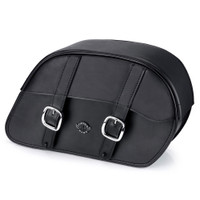 Yamaha Silverado Slanted Large Motorcycle Saddlebags