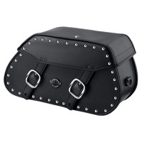 Vikingbags Yamaha V Star 950 Pinnacle Studded Motorcycle Saddlebags Main Image