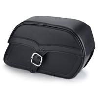 Harley Softail Fatboy FLSTF Medium Plain Single Strap Bags