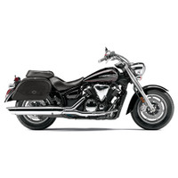 Yamaha V Star 950 Tourer Viking Warrior Series Medium Motorcycle Saddlebags 02