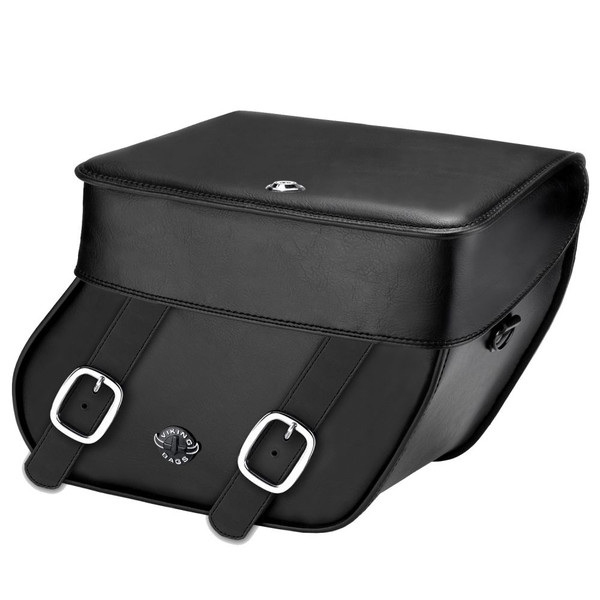 Yamaha Raider Concord Leather Saddlebags