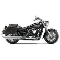 Yamaha Stryker Warrior Series Motorcycle Saddlebags 02