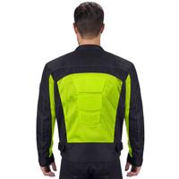 Viking Cycle Ironside Textile Motorcycle Jacket For Men