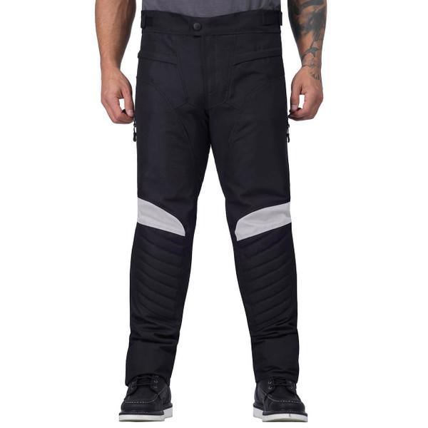 Viking Cycle Debonair Textile Motorcycle Pants For Men