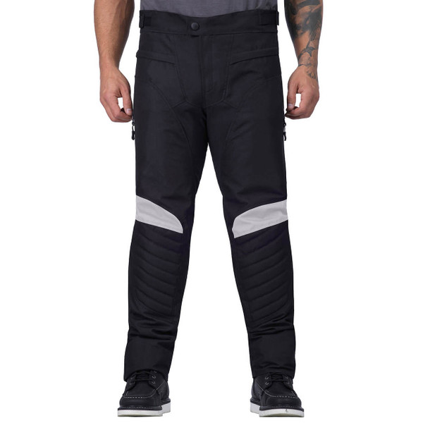 Viking Cycle Debonair Textile Motorcycle Pants For Men