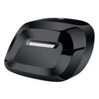 Viking Lamellar Large Painted Non-Shock Cutout Hard Saddlebags For Harley Softail Slim