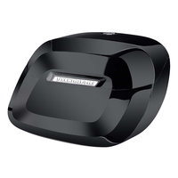 Suzuki Boulevard C109 Viking Lamellar Large Painted Non-Shock Cutout Hard Saddlebags