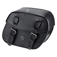 Viking Specific Motorcycle Saddlebags For Harley Dyna Street Bob FXDB