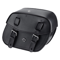 Viking Specific Motorcycle Saddlebags For Harley Dyna Switchback