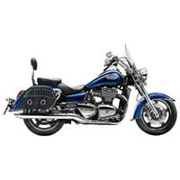 Triumph Thunderbird LT Slanted Studded Medium Motorcycle Saddlebags