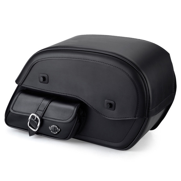 Triumph Thunderbird LT Side Pocket Large Motorcycle Saddlebags 01