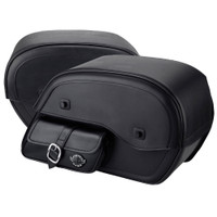 Triumph Thunderbird LT Side Pocket Large Motorcycle Saddlebags 03