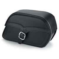Triumph Thunderbird LT Slanted Single Strap Large Motorcycle Saddlebags