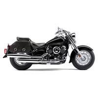 Yamaha V Star 650 Classic Pinnacle Motorcycle Saddlebags