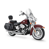 Viking Specific Studded Saddlebags For Harley Softail Breakout 5