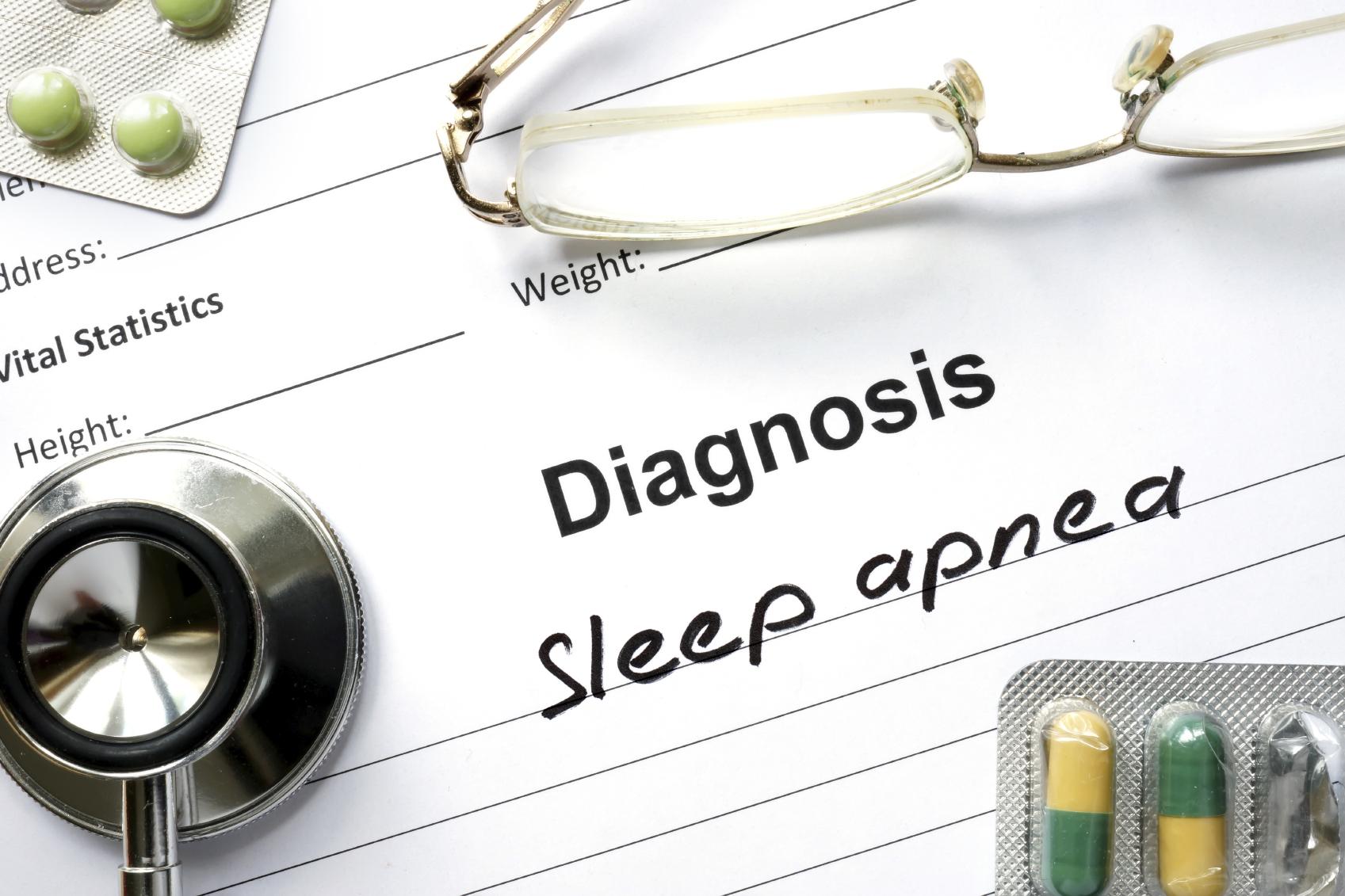 bruxism and sleep apnea