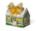 Christmas House - milk chocolate toffee