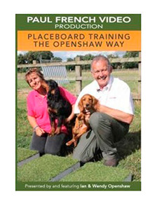 Placeboard Training DVD by Openshaw