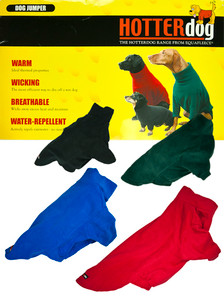 Hotterdog Fleece Jumper