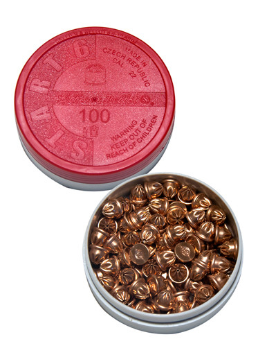 Pistol Blanks - 6mm, short