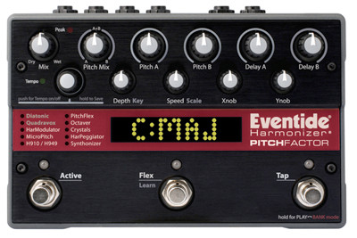 Eventide Stompboxes PitchFactor
