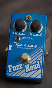 Keeley Effect Pedals Fuzzhead