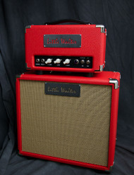 Little Walter Tube Amps 8 Head and 1X12 Speaker Cabinet