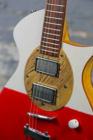 Malinoski Gypsy Electric Guitar