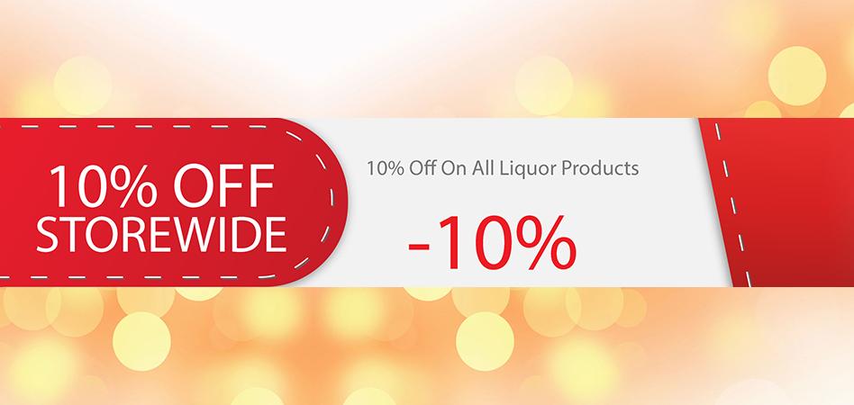 10% Off Storewide