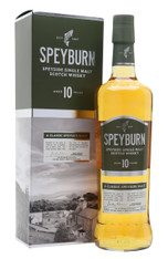 Speyburn Speyside Single Malt Scotch Whisky (Travel Exclusive) 10 Year Old [1000ml]